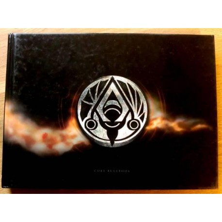 Alpha Omega: Core Rulebook (RPG - rollespill)