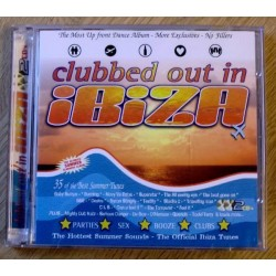 Clubbed Out In Ibiza (2 x CD)