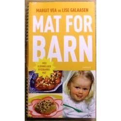Mat for barn - Med hjemmelagd spedbarnsmat
