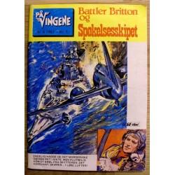 På Vingene: Nr. 6 - 1983 - Battler Britton og Spøkelsesskipet