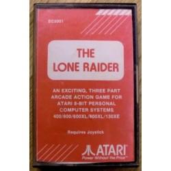 Atari 400/800: The Lone Raider (Atarisoft)
