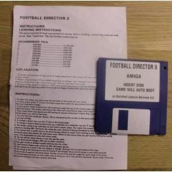 Football Director II (Guildhall Leisure)