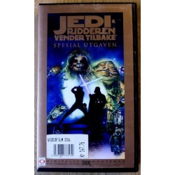 Star Wars: Jedi-ridderen vender tilbake (VHS)