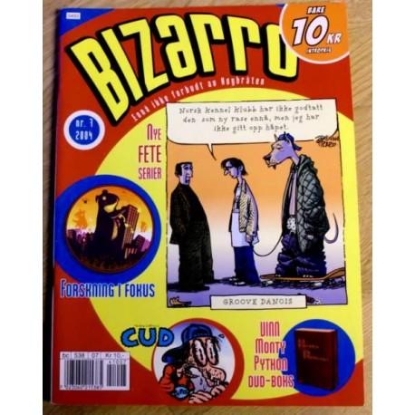 Bizarro: 2004 - Nr. 7 - Ennå ikke forbudt av Høybråten