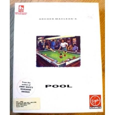 Archer Maclean's Pool (Virgin Games)