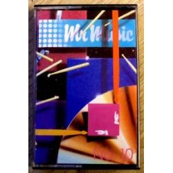 Mr. Music - 1989 - Number Ten (kassett)