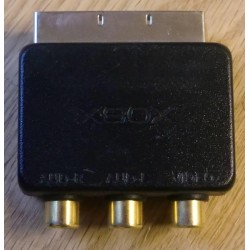 Xbox: Original Xbox SCART adapter