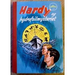 Hardy-guttene - Nr. 59 - Hardy og hydrofoilmysteriet