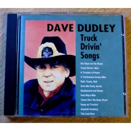 Dave Dudley: Truck Drivin' Songs (CD)