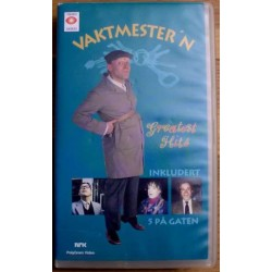 Vaktmestern'n: Greatest Hits (VHS)