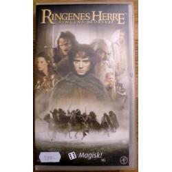 Ringenes Herre: Ringens Brorskap (VHS)