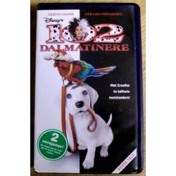 102 Dalmatinere (VHS)