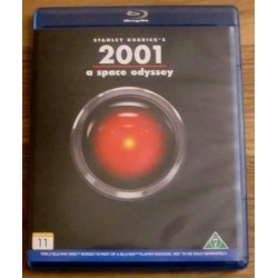 2001: A Space Odyssey + No Reservations (Blu-ray)