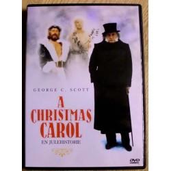 A Christmas Carol: En julehistorie (DVD)