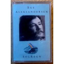 Åge Aleksandersen: Solregn (kassett)