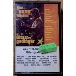 Åke Hank Nilsson: Gitarr-godingar (kassett)