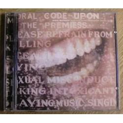 Alanis Morissette: Supposed Former infatuation Junkie (CD)