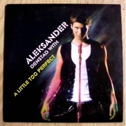Aleksander Denstad With: A Little Too Perfect (CD)