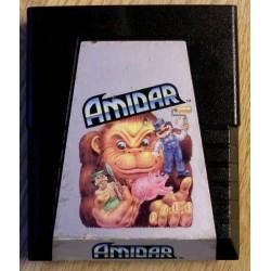 Atari 2600: Amidar (cartridge)