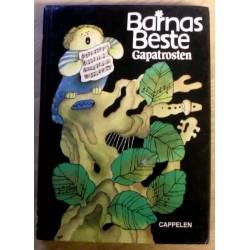 Barnas beste - Gapatrosten - 1982 - Flott sangbok for barn