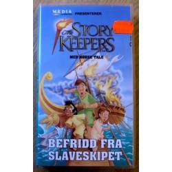 Befridd fra Slaveskipet (VHS)