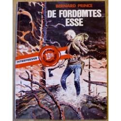 Bernard Prince - 1. opplag 1984 - De fordømtes esse (dansk)