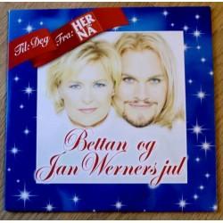 Bettan og Jan Werners jul (CD)