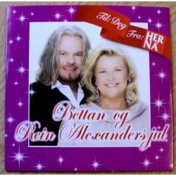 Bettan og Rein Alexanders jul (CD)