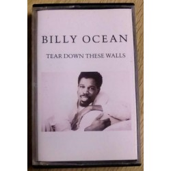 Billy Ocean: Tear Down These Walls (kassett)