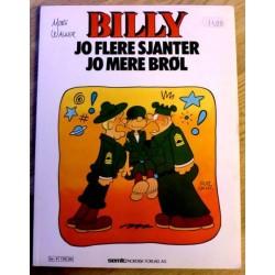 Billy: Jo flere sjanter jo mere brøl (1983)