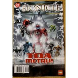 Bionicle: 2004 - Nr. 4 - Toa metru!