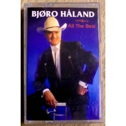 Bjøro Håland: All The Best (kassett)