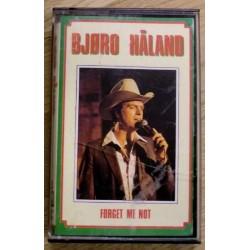 Bjøro Håland: Forget Me Not (kassett)