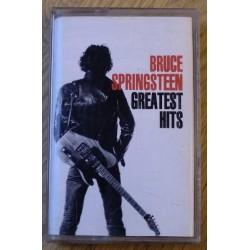 Bruce Springsteen: Greatest Hits (kassett)