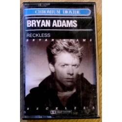 Bryan Adams: Reckless (kassett)
