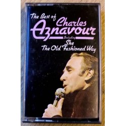 Charles Aznavour: The Best Of Charles Aznavour (kassett)