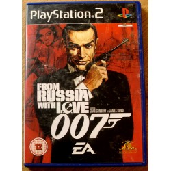 007: From Russia with Love (EA Games)