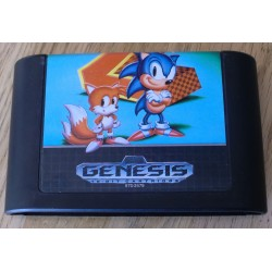SEGA Genesis: Sonic the Hedgehog 2