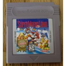 Game Boy: Super Mario Land