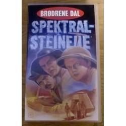 Brødrene Dal: Spektralsteinene (VHS)