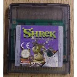Game Boy Color: Shrek (Dreamworks)