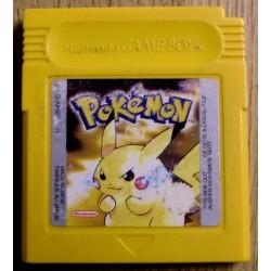 Game Boy Color: Pokémon