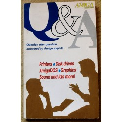 Amiga Computing: Q & A - Printers, Disk Drives, AmigaDOS, Graphics, Sound and lot's more!
