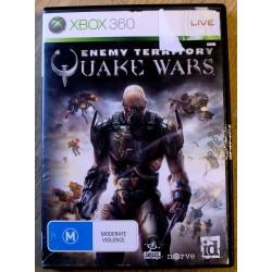 Xbox 360: Enemy Territory - Quake Wars (Id Software)