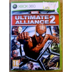Xbox 360: Marvel Ultimate Alliance 2 (Activision)