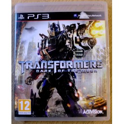 Playstation 3: Transformers: Dark of the Moon (Activision)