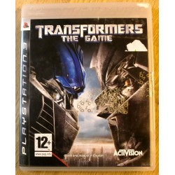 Playstation 3: Transformers The Game (Activision)