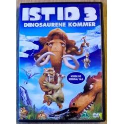 Istid 3 - Dinosaurene kommer (DVD)