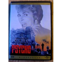 Alfred Hitchcock's Psycho Collector's Edition (DVD)