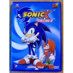 SonicX - Volume 2 (DVD)